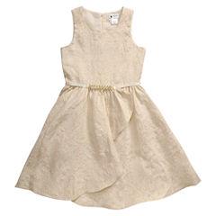 Emily West Sleeveless A-Line Dress - Big Kid Girls