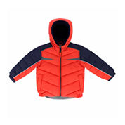 Boys Heavyweight Puffer Jacket-Toddler