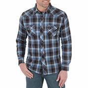 Wrangler Western Flannel Shirt