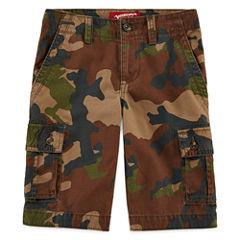Arizona Camo Cargo Shorts - Boys 8-20, Slim and Husky