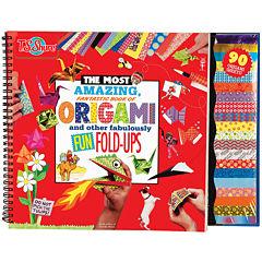 Origami Fun Fold Ups Activity Book
