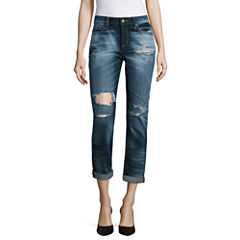 Arizona Boyfriend Jeans Jeans for Juniors - JCPenney