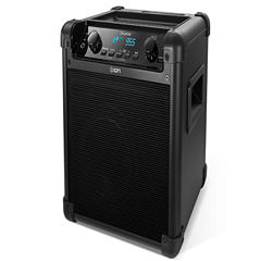 ION Tailgater IPA77 Wireless Rechargeable Bluetooth Speaker System with Microphone