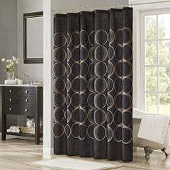 Madison Park Lenox Shower Curtain