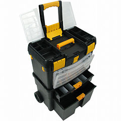 Stalwart™ Deluxe Mobile Workshop and Toolbox