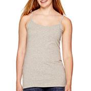 Arizona Favorite-Stretch Cotton Cami - Juniors Plus