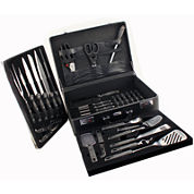 BergHOFF® Geminis 32-pc. Knife and Utensil Set