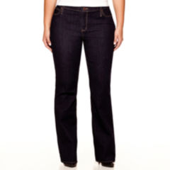 CLEARANCE Plus Size Jeans for Women - JCPenney