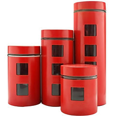 4-pc. Canister