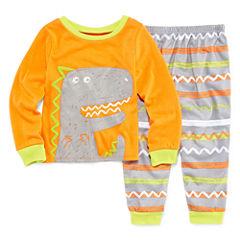 2-pc. Kids Dino Pajama Set Boys