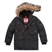 Canada Weather Gear Heavyweight Sherpa Parka - Boys 8-20