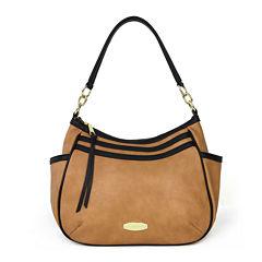 Liz Claiborne Maritime Hobo Bag