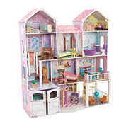 KidKraft® Country Estate Dollhouse with Furniture