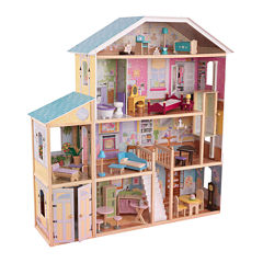 KidKraft® Majestic Mansion Dollhouse with Furniture