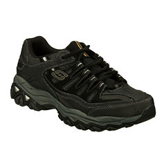Skechers® Afterburn Memory Fit Mens Athletic Shoes