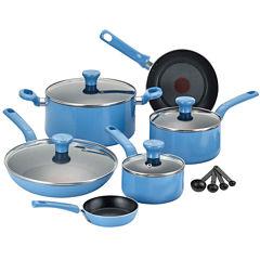 T-Fal® Excite 14-pc. Aluminum Nonstick Cookware Set