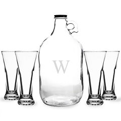 Cathy's Concepts Personalized 5-pc. Craft Beer Growler and Mug Set