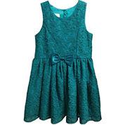Marmellata Sleeveless Babydoll Dress - Toddler