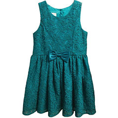 Marmellata Sleeveless Babydoll Dress - Toddler Girls