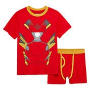 Underoos Iron Man Underwear Set- Boys 4-12