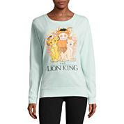 The Lion King Brushed Fleece Sweatshirt- Juniors
