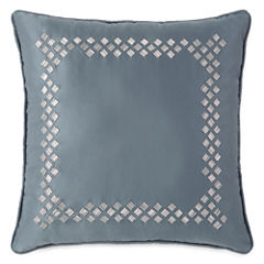Royal Velvet Fresco Paisley Square Decorative Pillow