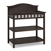 Thomasville Kids Southen Dunes Changing Table- Dark Brown