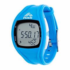 Rbx Unisex Blue Strap Watch-Rbxpd002bl