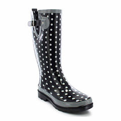 Western Chief Pop Dots Womens Rain Boots