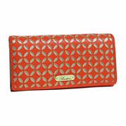 Buxton Expandable Clutch Wallet