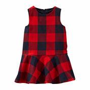Oshkosh Sleeveless A-Line Dress - Baby