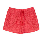 by&by girl Solid Woven Skorts - Big Kid Girls