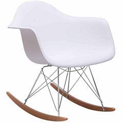 Zuo Modern Rocket Barrel Chair