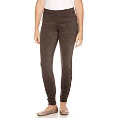 St. John's Bay® Secretly Slender Ponte Pant