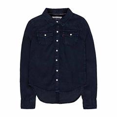 Levi's® Core Denim Shirt - Girls 7-16