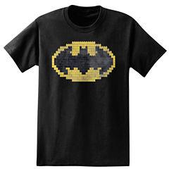 Short Sleeve Batman Graphic T-Shirt