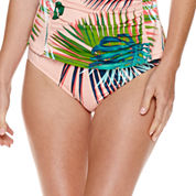 Liz Claiborne® Tropical Solution Tankini or Hipster Bottoms