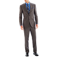 Billy London UK® Gray Basketweave Suit Separates