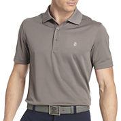 IZOD® Golf Short-Sleeve Grid Polo Shirt