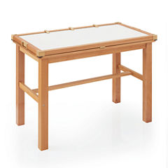 Guidecraft Kids Table + Chairs-Natural