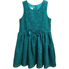 Marmellata Sleeveless Babydoll Dress - Preschool Girls
