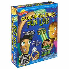 Scientific Explorer Glow In The Dark Fun Lab Discovery Toy