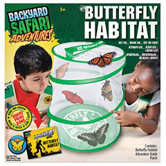 Backyard Safari Butterfly Habitat Unisex 3-pc. Dress Up Accessory