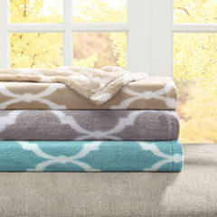 Madison Park Ogee Blanket