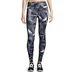 Xersion™  Jersey Print Front Leggings