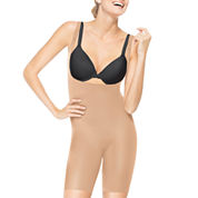 ASSETS Red Hot Label by Spanx Silhouette Serums Mid-Thigh Bodysuit - 1647