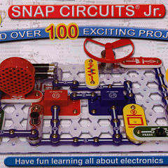 Snap Circuits Jr. SC-100 Science Toy