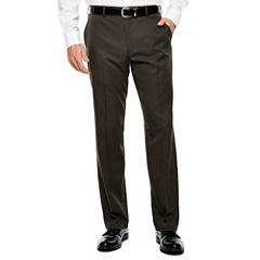 Van Heusen® Traveler Flat-Front Chevron Dress Pants