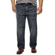 Lee® Modern Series Straight-Leg Jeans - Big & Tall