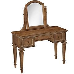 Sherman Vanity and Mirror